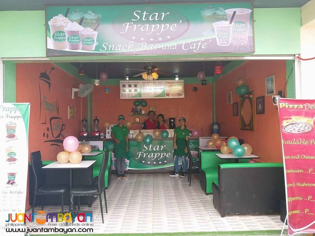 Star Frappe Foss Coffee Farron Cafe Franchise