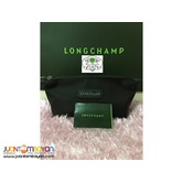 LONGCHAMP POUCH - LONGCHAMP NEO POUCH COFFEE BROWN
