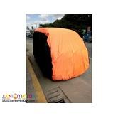 Multicab van car cover polyfiber material