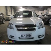 Chevrolet Aveo 2014 AT - 338T
