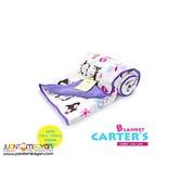 CARTER BABY BLANKET - UA BLANKET