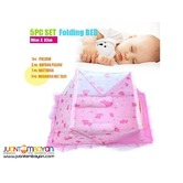 BABY BED SET - BABY MOSQUITO NET