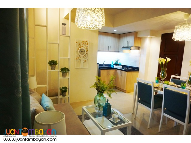Brentwood walk up condominium Basak Lapu Lapu city