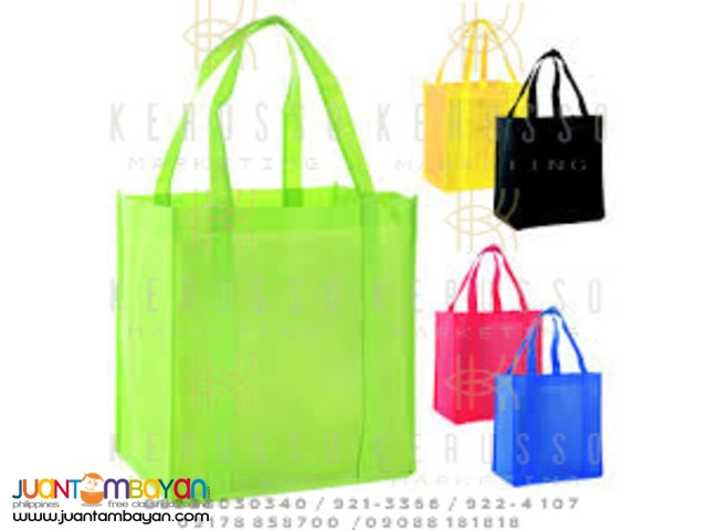 Personalized tote bags and Katsa Bags