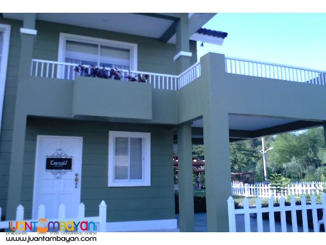 ready for occupancy house riverdale pit os cebu city 1M discount
