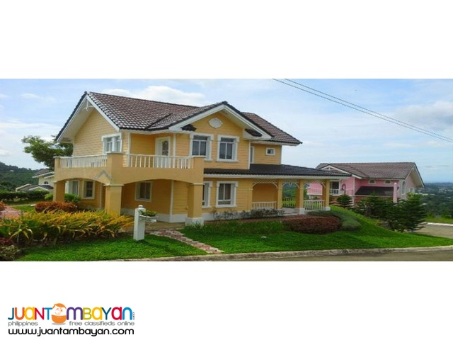 RFO 4br house riverdale pit os cebu city near cebu int'l sch