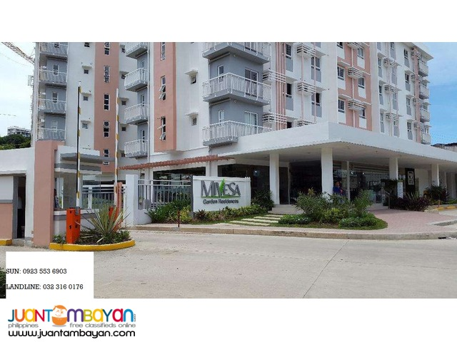1bedroom condo near it park mivesa lahug cebu city