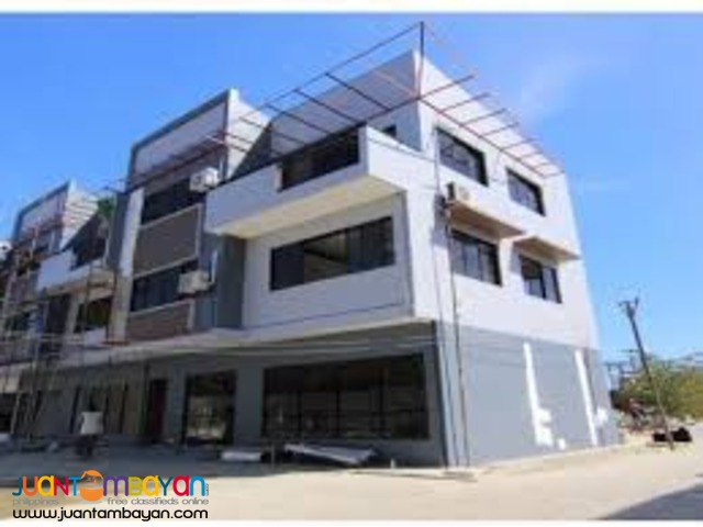 3Storey Residential/Commercial, house and lot Mandaue City