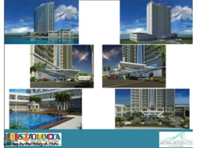 1bedroom unit Arterra Residences Bay front condo mactan cebu