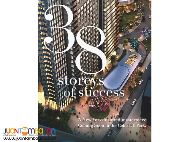 pre selling 2bedroom 38 park avenue condo IT Park cebu city