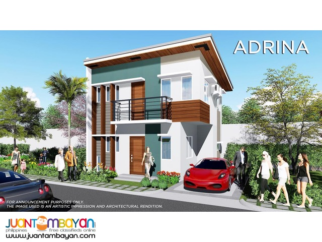 Spacious House Modena Liloan Cebu with Complete Ameneties