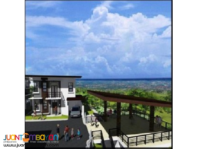 harmony model house ricksville heights minglanilla cebu, cadulawan