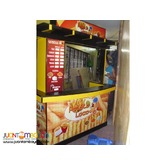 Food Carts for Sale, Mall Kiosks for Sale