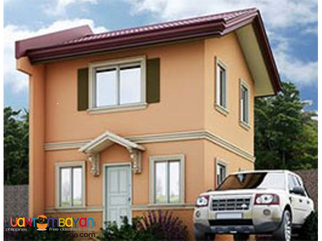 2.4M single house camella riverfront cebu city, pit os