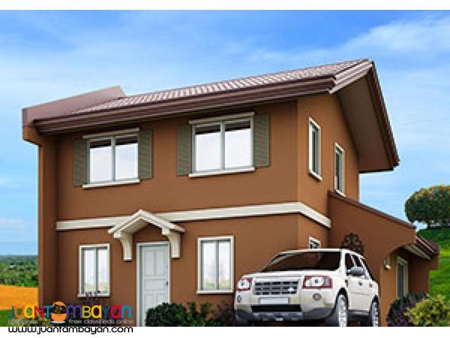 corner ella 5br house riverfront camella cebu city, pit os
