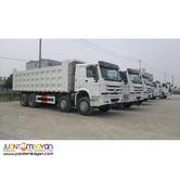 12-Wheeler HOKA Dump Truck, 371HP, 25m³