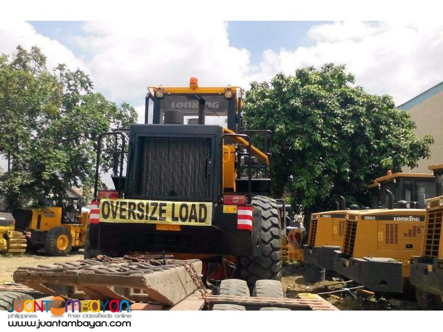 CDM860 Wheel Loader 3.5m3 (21.5Tons)