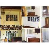 MANHATTAN VILLAS PARANAQUE HOUSE TOWNHOUSE FOR RENT