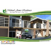 pre selling townhouses in talamban cebu city @ michael james