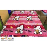 HELLO KITTY BLANKET - MICROFIBER BLANKET