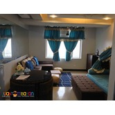Fully furnished studio condo with parking at Manhattan Parkway Cubao