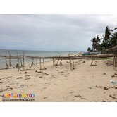 Beach lot in Malbago Madridejos Cebu