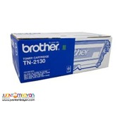 Brother Toner Black TN 2130 genuine - for sale