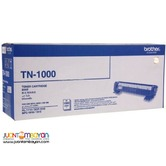 Brother Toner Black TN 1000 genuine - for sale