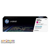 HP TONER Colored CF403A / HP 201 MAGENTA - for sale
