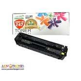 HP TONER Colored CF402A / HP 201 YELLOW compatible - for sale