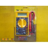 Digital multimeter tester