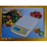 7/5kg digital weighing scale 4 modes 5 buttons with led backlight