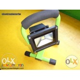 led flood light work light rechargeable