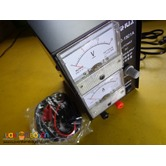 dc analog variable regulated power supply 1 amp 12 volts