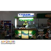 lugaw station  foodcart business franchise, mami pares & lugaw