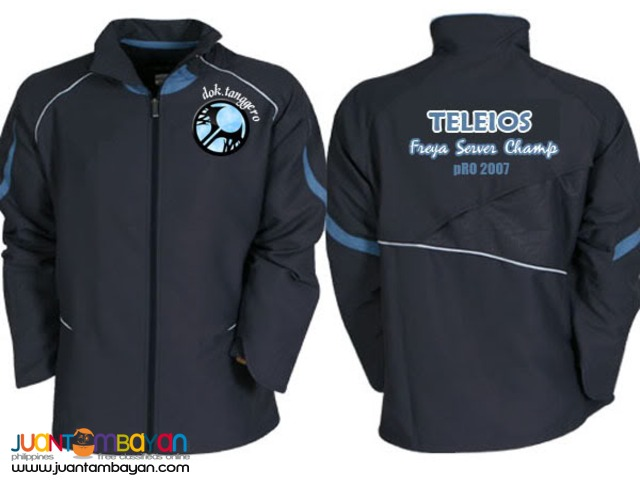 jacket embroidery manila corporate jacket supplier