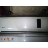SPLIT TYPE AIRCON 2HP