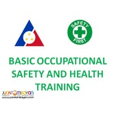 Basic Occupational Safety and Health (BOSH) Training