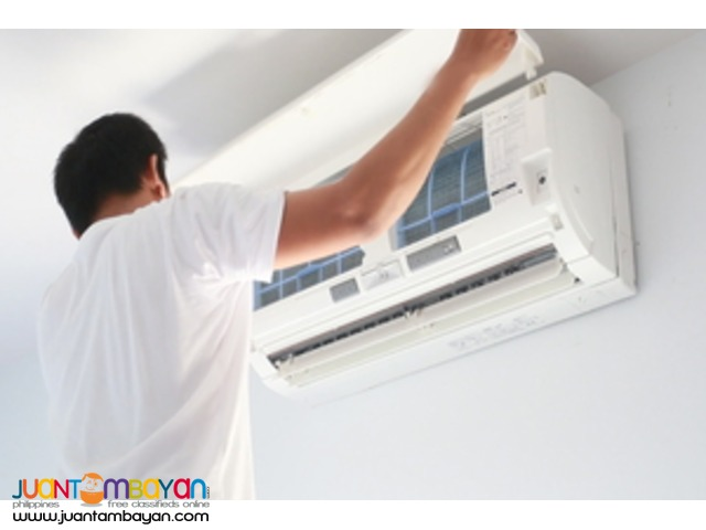 Aircon Maintenance, Cleaning and Services