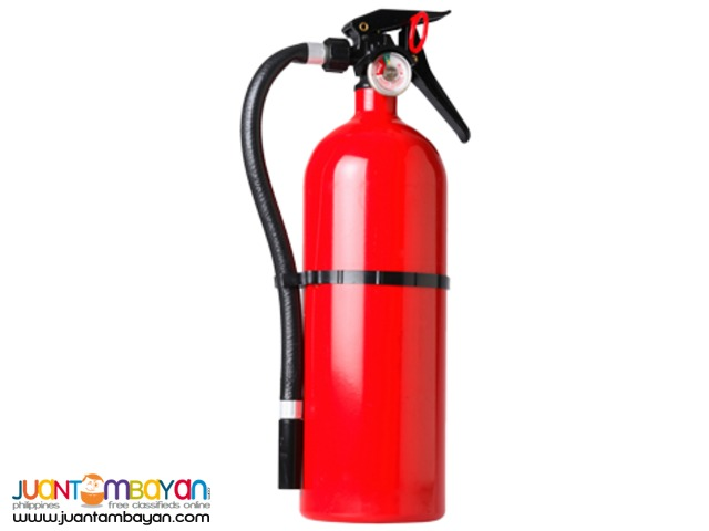 Fire Extinguisher Dry Chemical and Refill Services