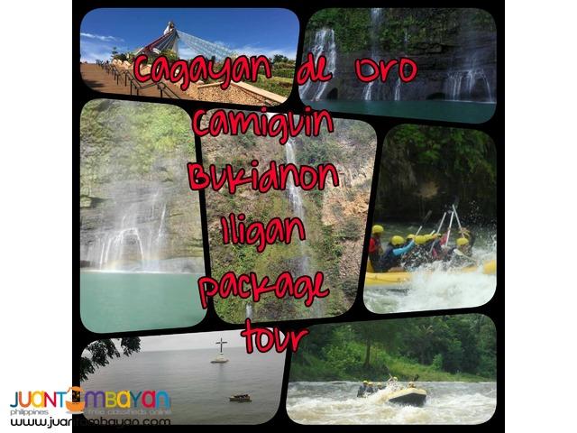 Camiguin CDO Bukidnon package tour