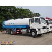 10 Wheeler HOWO Water Truck,