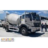 6 Wheeler C5B Huang He Mixer Truck,