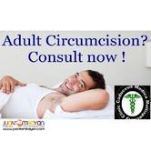 Adult Circumcision Consultation and Treatment near QC