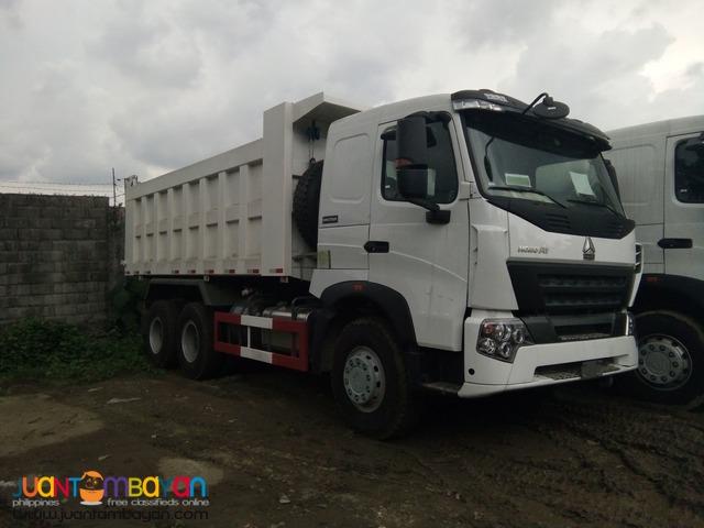 10 Wheeler HOWO-A7 Dump Truck, 371HP, 20m