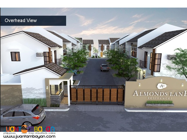 New house and lot Poblacion Tabunok Almonds Lane