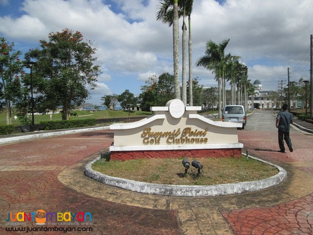 Lot For Sale In Lipa Batangas Summit Point