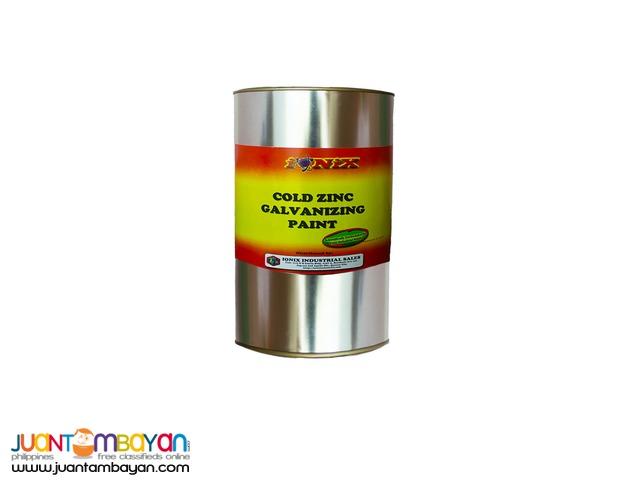 Cold Zinc Galvanizing Paint