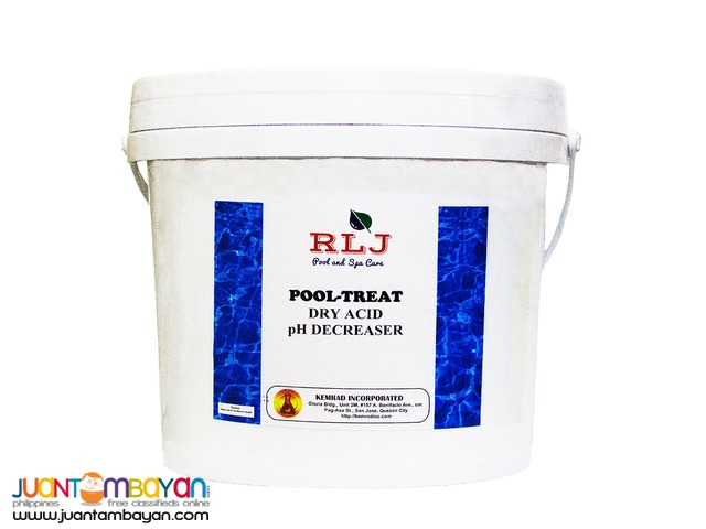 Dry Acid pH Reducer for Swimming Pools