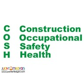 COSH Training / Seminar Schedule in Philippines 2017